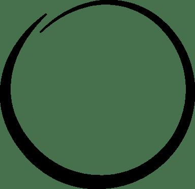Drawn Circle