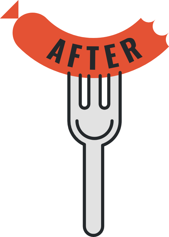 After Sausage