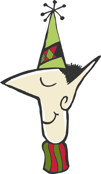Joyful Elf