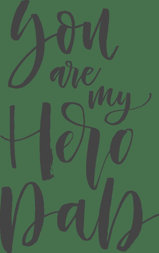 You Are My Hero Script