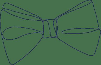 Monoline Bow Tie