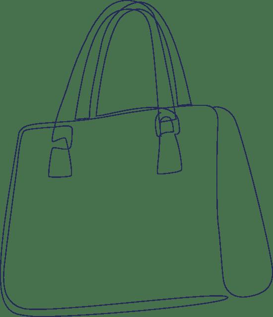 Monoline Handbag