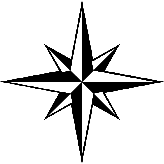 Small Compass Rose