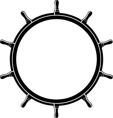 Ship's Wheel Circle