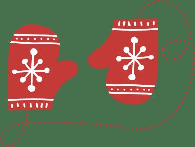 Nordic Mittens