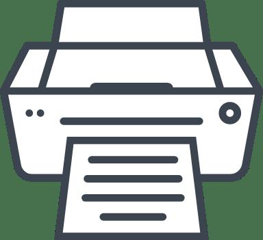 Blank Printer