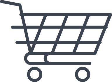 Blank Shopping Cart