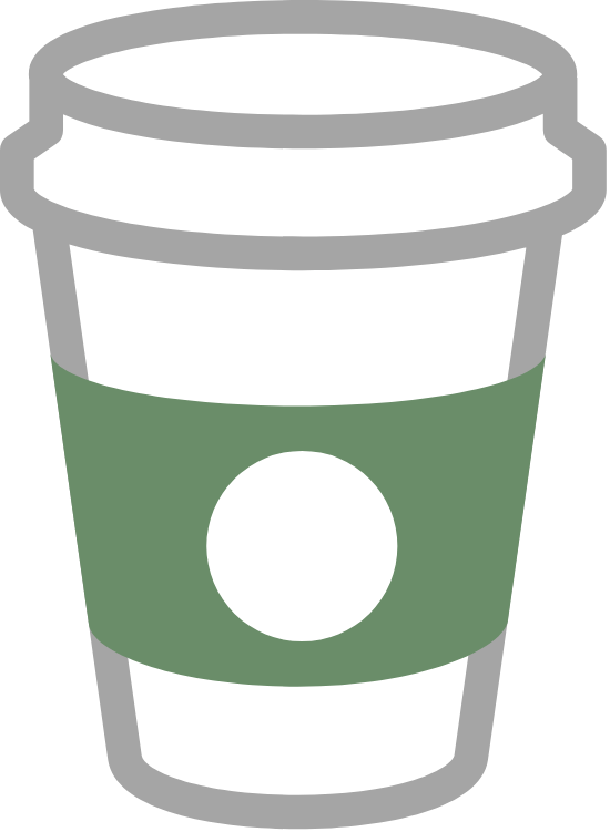Recycled Coffee Cup