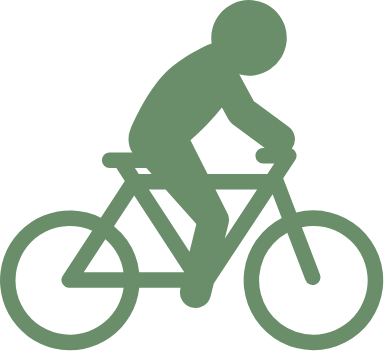 Cycling Person