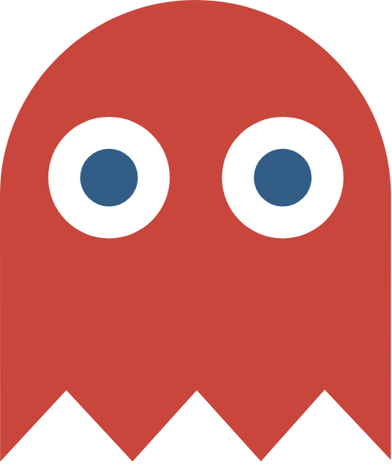 Blinky Ghost