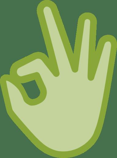 A-OK Hand