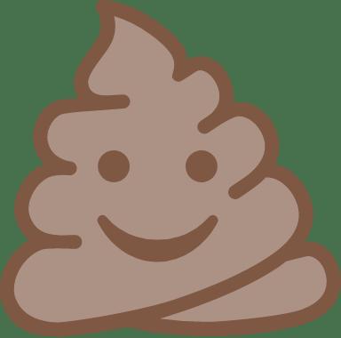 Cute Poop Face