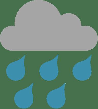 Heavy Rain Cloud