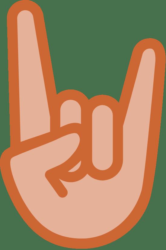 Rock On Hand