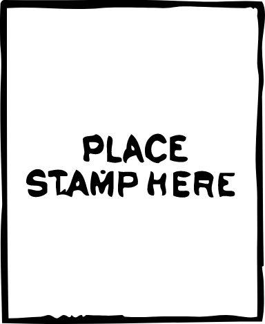 Place Stamp Here