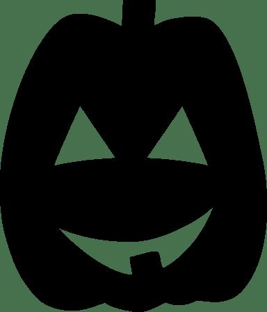 Creepy Jack O'Lantern