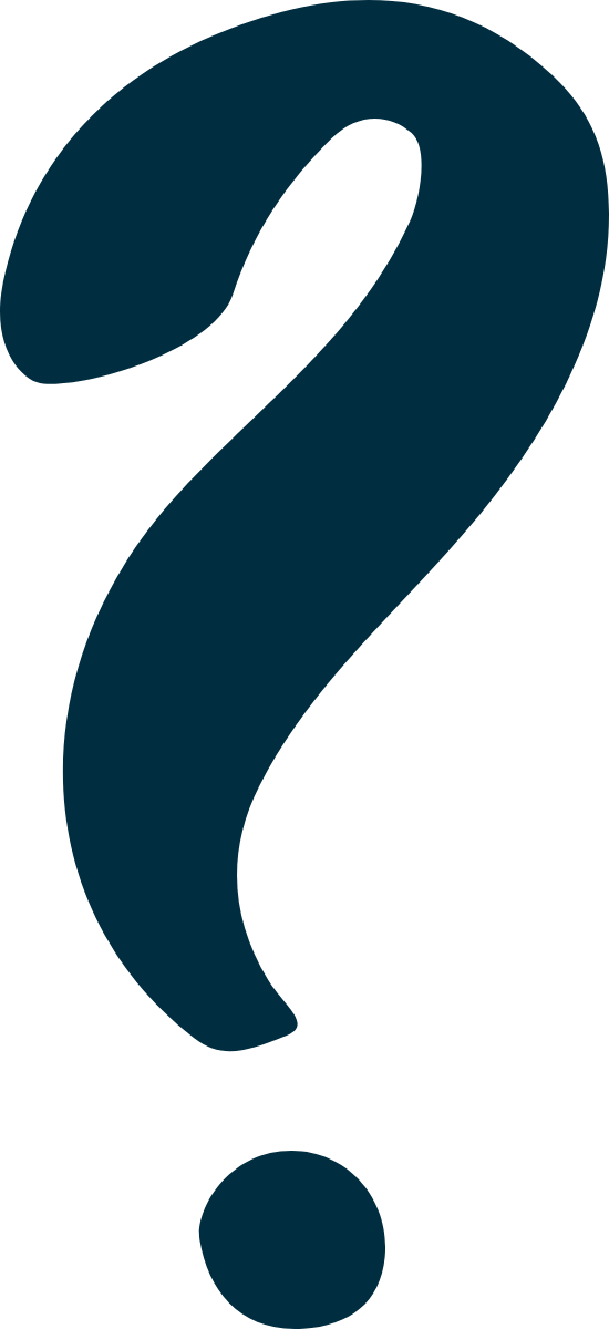 Lithe Question Mark