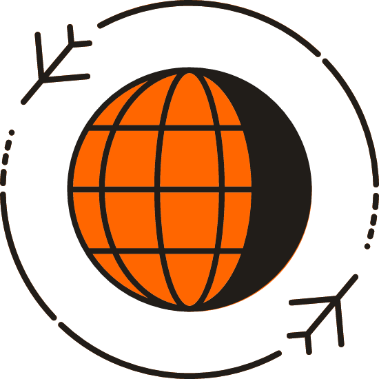 Retro Global Shipping