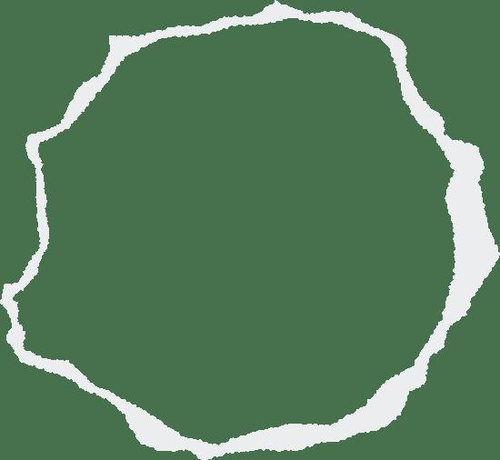 Jagged Paper Circle