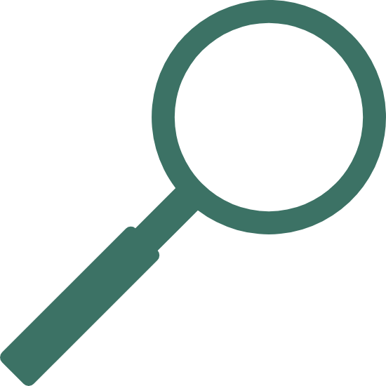 Plain Magnifying Glass