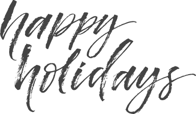 Happy Holidays Script