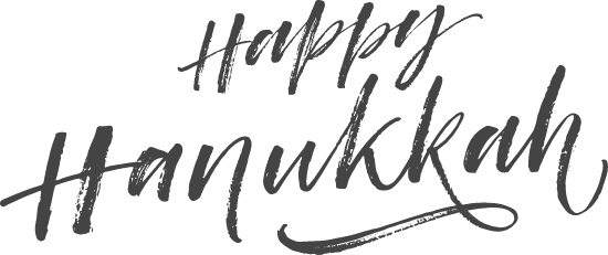 Happy Hanukkah Script
