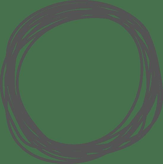 Looped Sketchy Circle