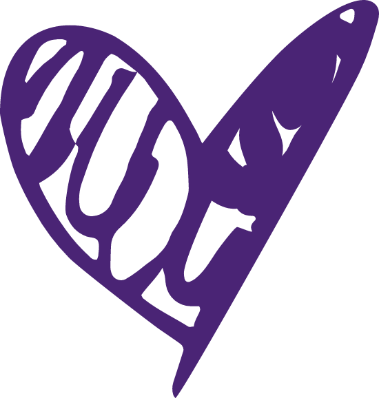 Squiggled Heart