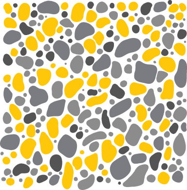 Pebbled Sketchy Block