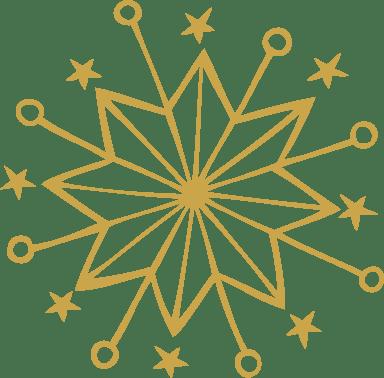 Stars Snowflake