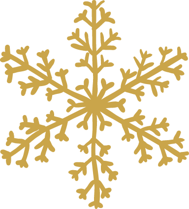 Bugle Snowflake