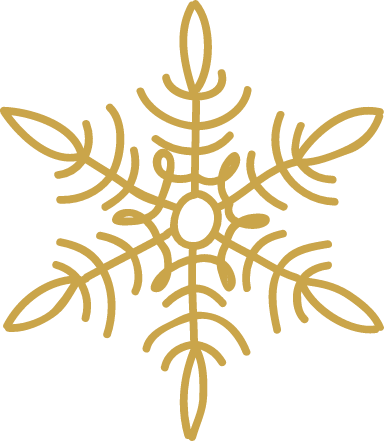 Six-Pointed Snowflake