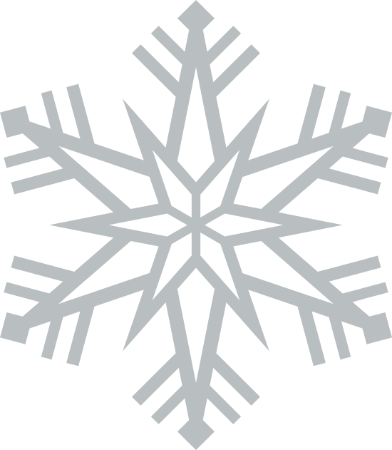 Sharp Snowflake