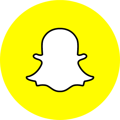 Round Snapchat