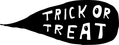 Trick or Treat Bubble