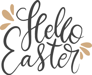 Hello Easter