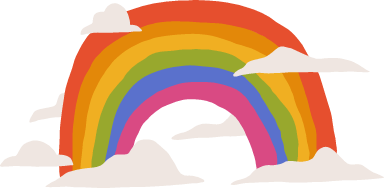 Arched Rainbow