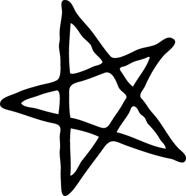 Sketchy Star