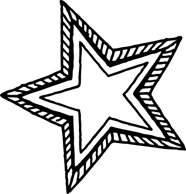 Edged Star