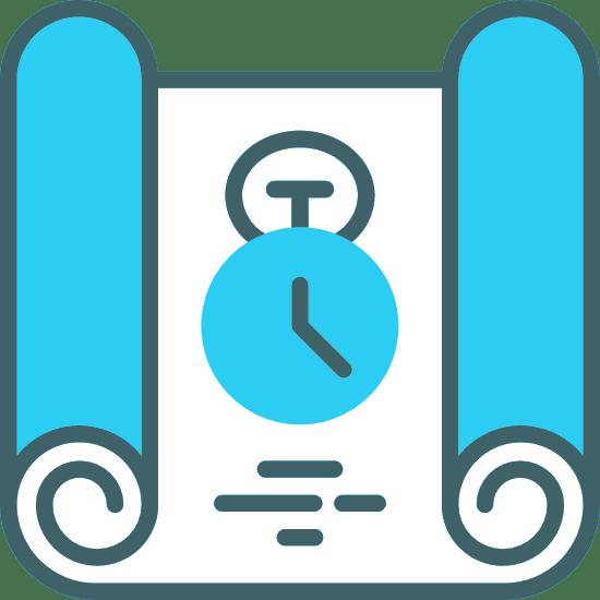 Timing & Blueprint