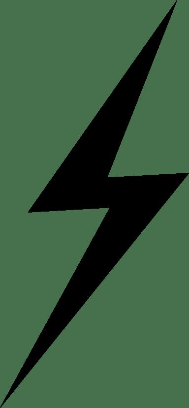 Double Lightning Bolt