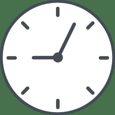 Minimal Wall Clock 02