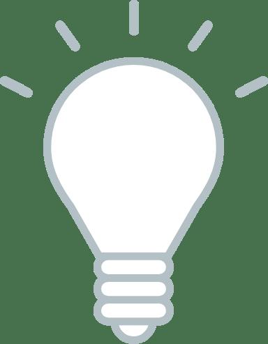 Minimal Lightbulb 02