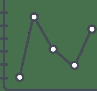 Minimal Line Chart 02