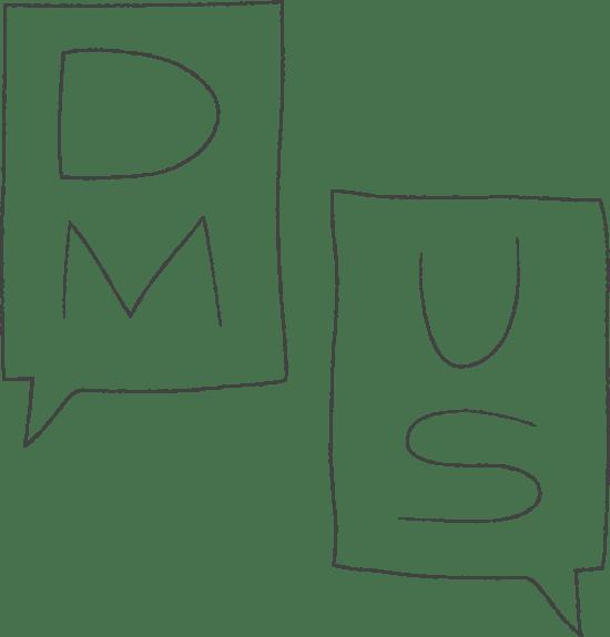 Direct Message Sticker
