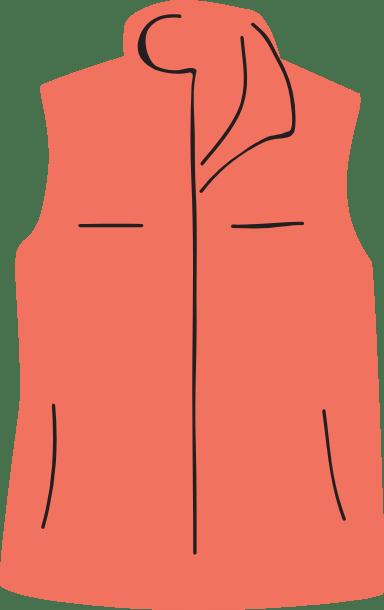Zipper Vest