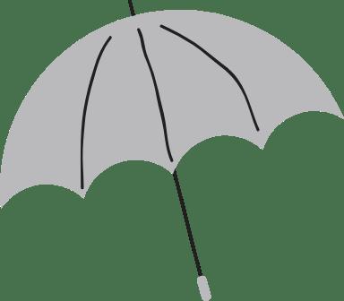 Gloomy Umbrella