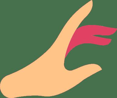 Interrupting Hand