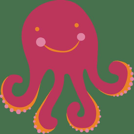 Grinning Octopus