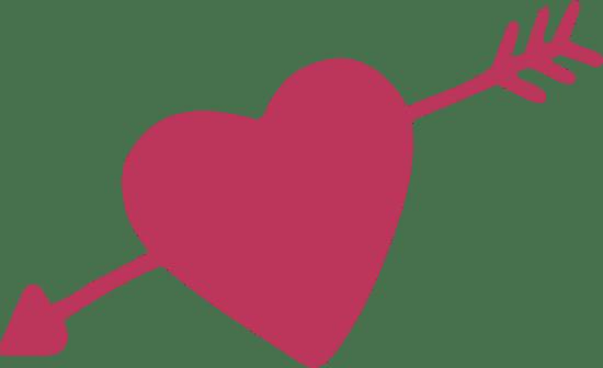 Classic Cupid Heart